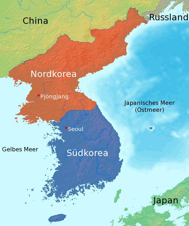 Map_korea_german_labels