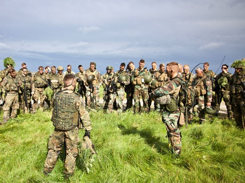 Seebataillon Korps Mariniers